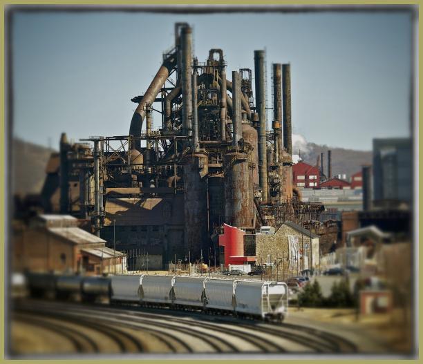 Bthlehem Steel Plant
