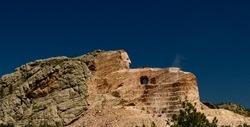 Crazy Horse Memorial - Mount Rushmore