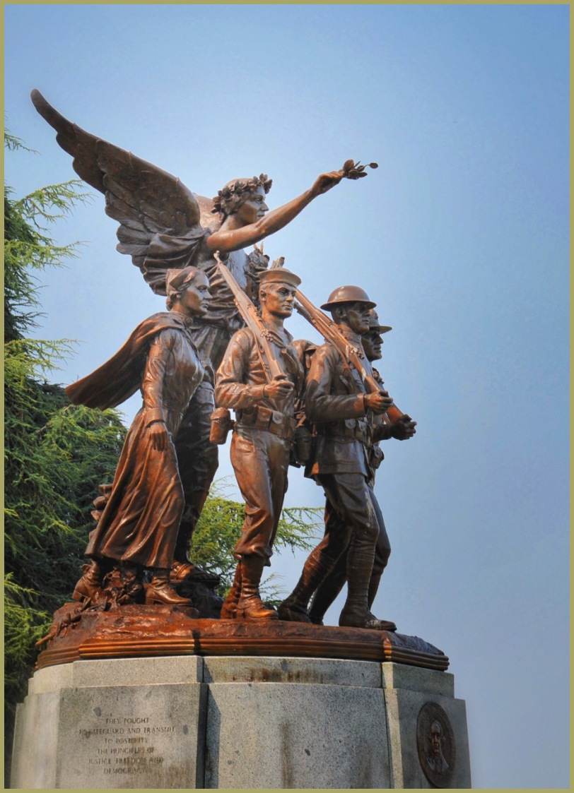 Winged Victory Monument