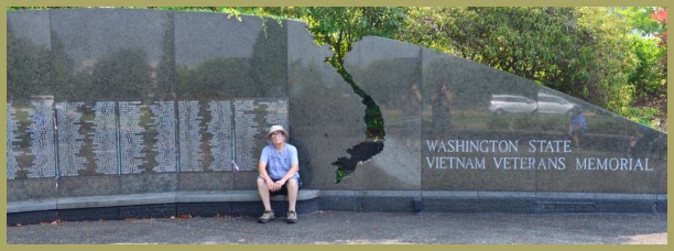 Washington State Vietnam Veterans Memorial
