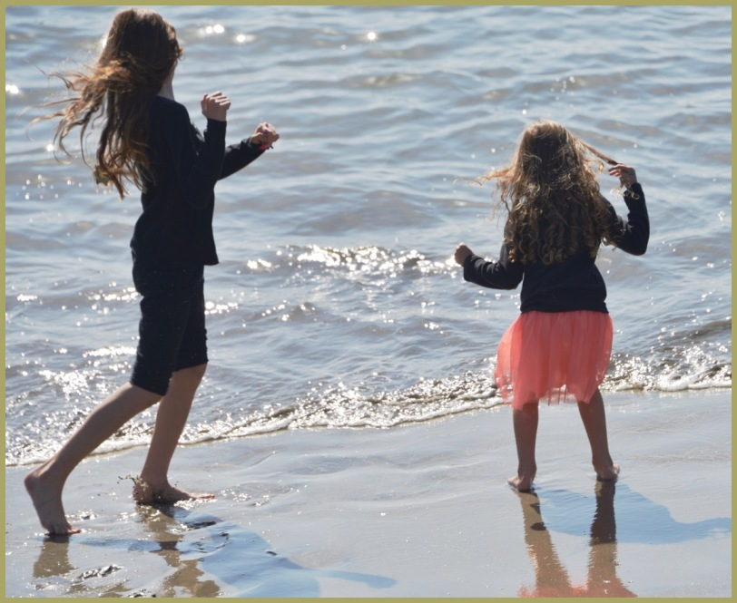 Dance Party on the Beach