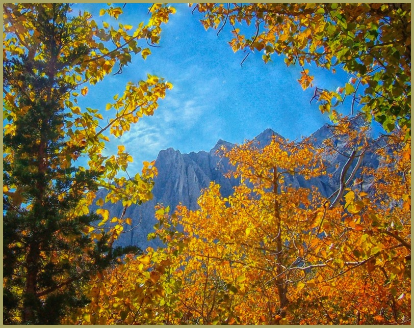 Eastern Slope Autumn