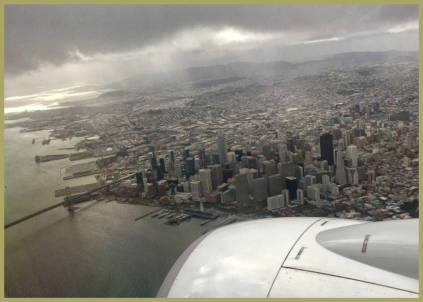 Hello San Francisco...Oakland, Here we Come!