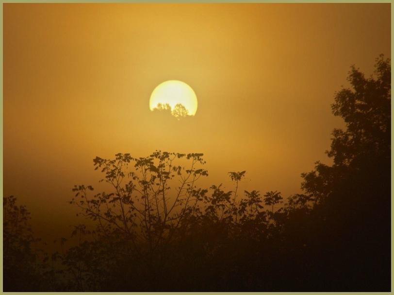 Sunrise - July 4