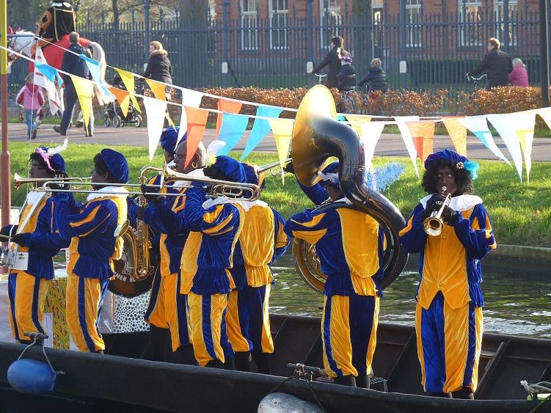 Zwarte Pieten Brassband