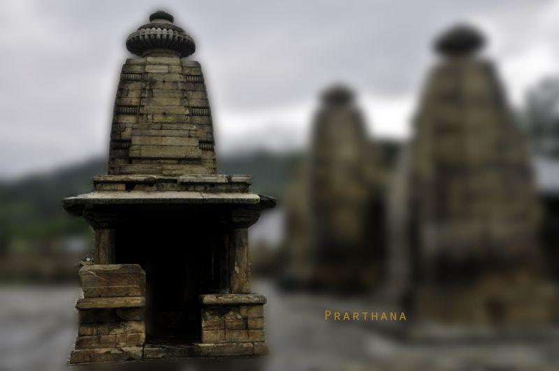 shrine, Bageshwar, India
