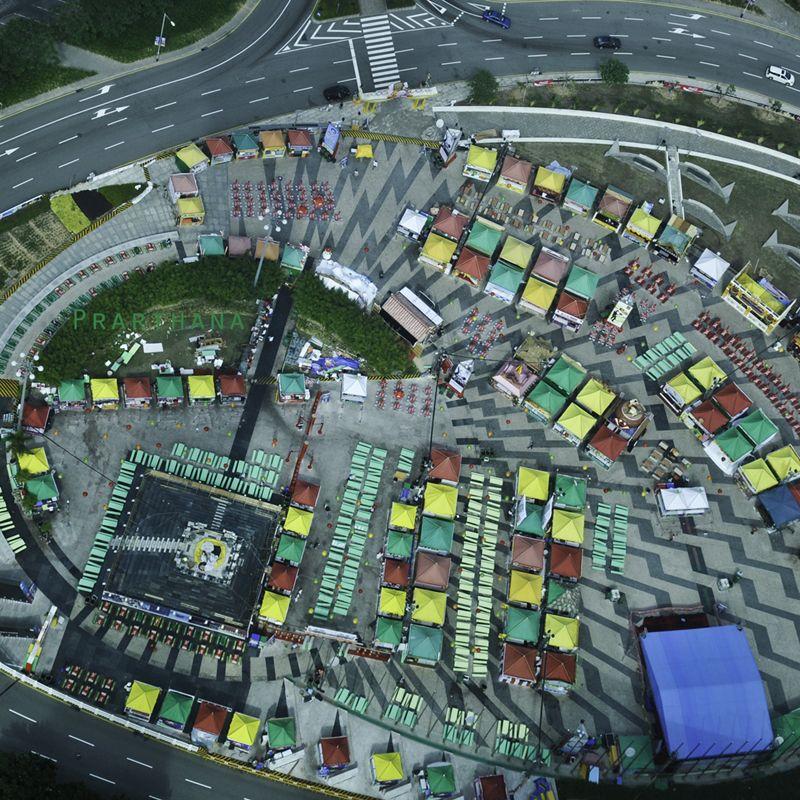 Macau - a birds eye view