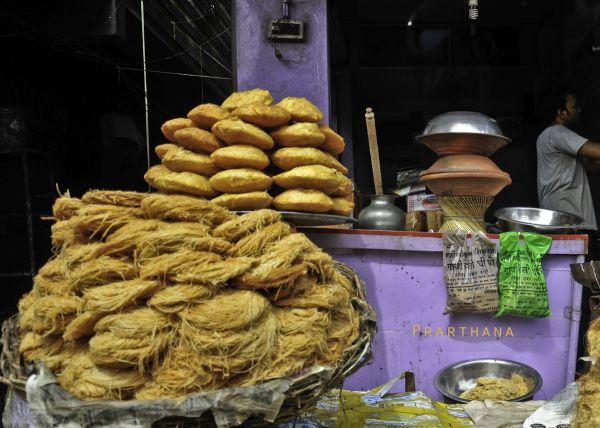 Street Food, India