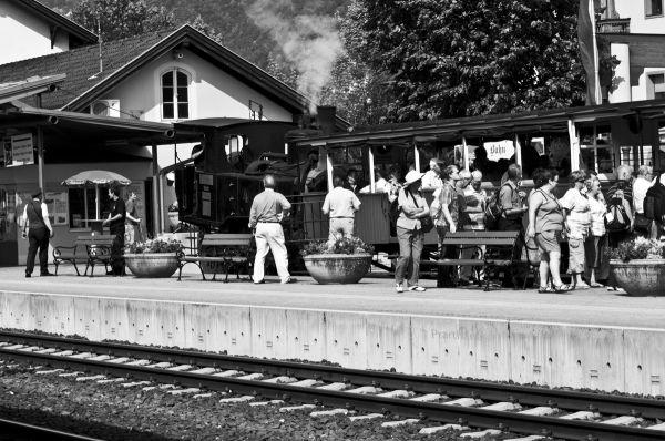 Achenseebahn, Jenbach, Austria