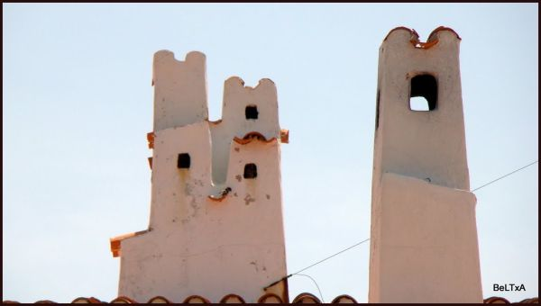 Chimeneas hogareñas // Household chimneys