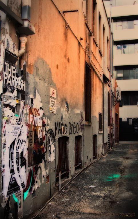 Perth City Alley