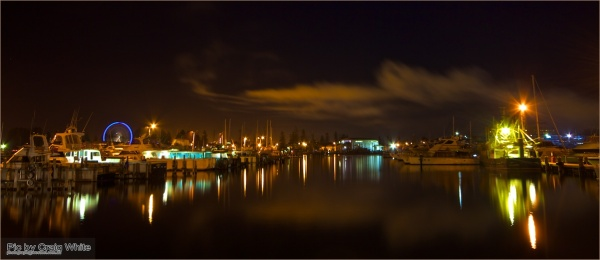 City of Fremantle  Night by Craig White AUS