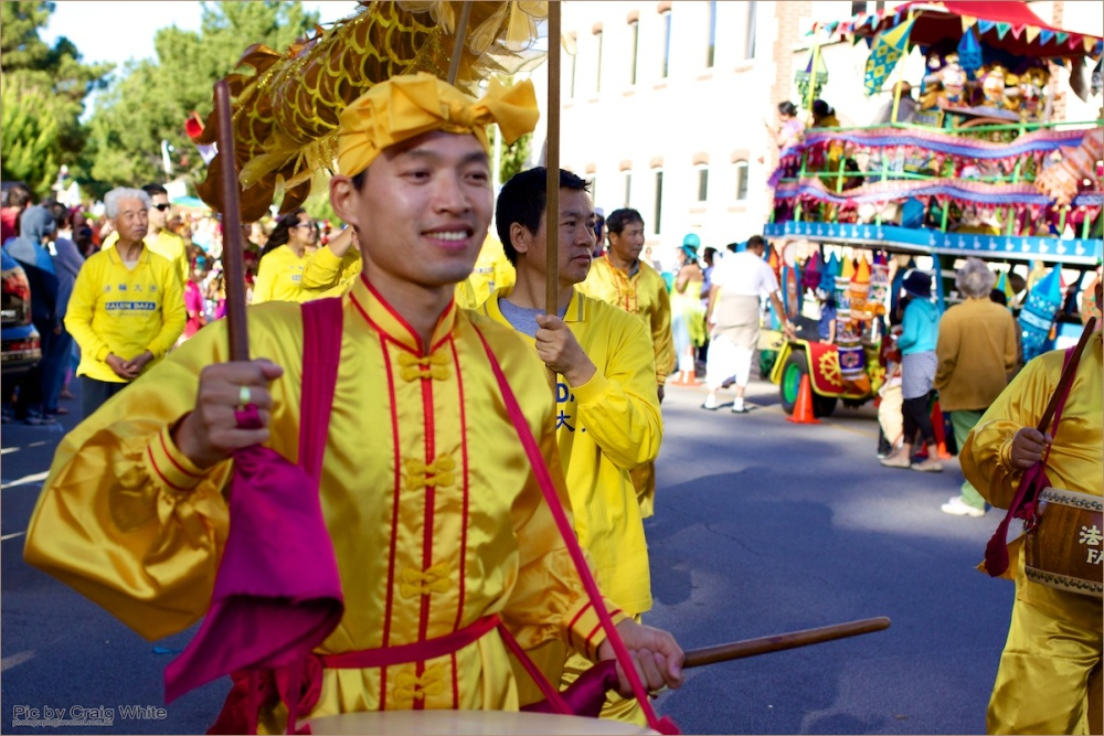 Fremantle Festival Parade by Craig White AUS