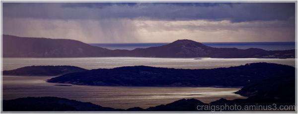 King George Sound First Light by Craig White AUS