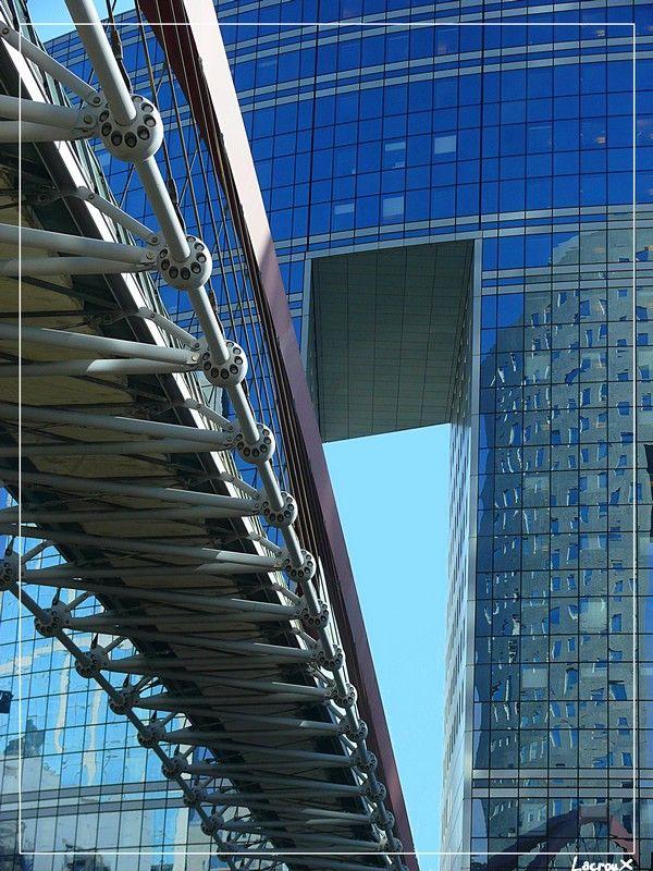 Le quartier de la Défense - Paris extra muros -