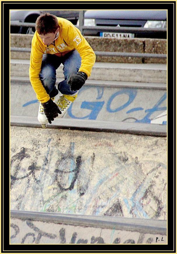Le skatepark du Havre