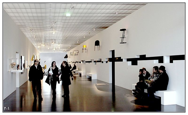 Exposition inaugurale d u Centre Pompidou de Metz