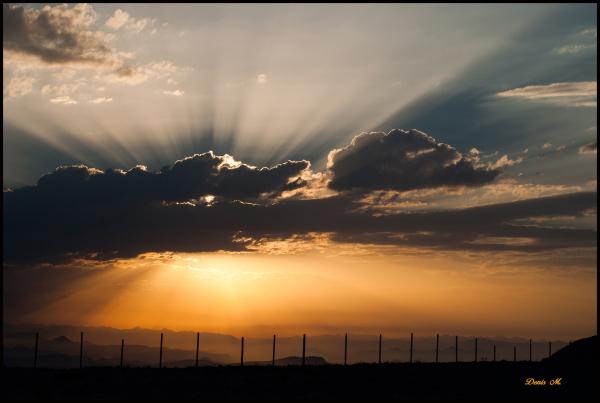 Lever de soleil Mont Ventoux