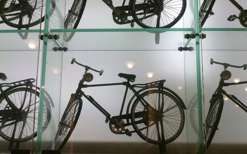 Bicycle again.....