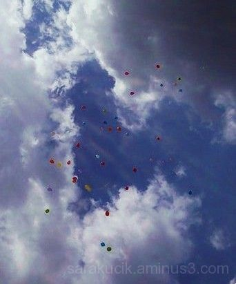 Balloons for Rememberance