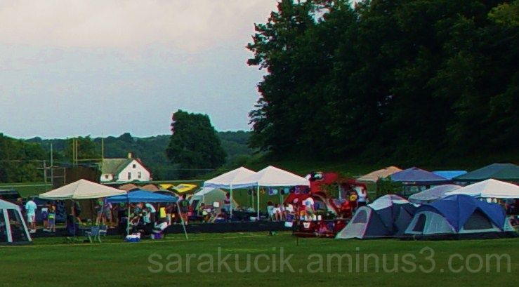 Support Tents