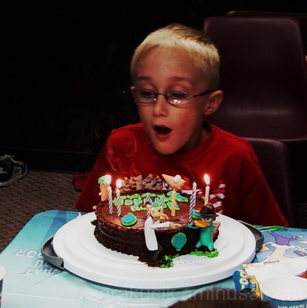 Blowin' Out the Candles