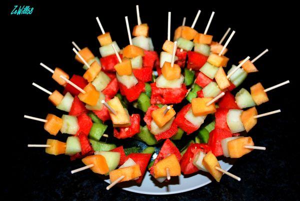 5 fruits et légumes par jour ...