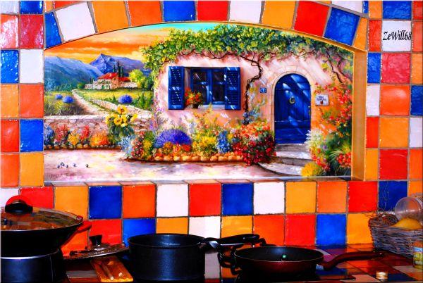 Cuisine du sud de la France...