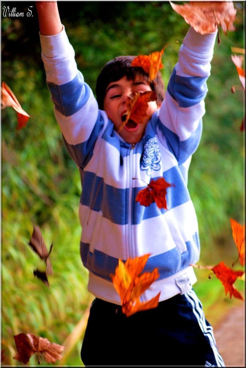 Parfum d'automne...