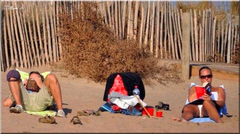 Novembre, la plage ...