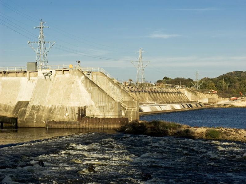 The Dam at Sauk Prairie