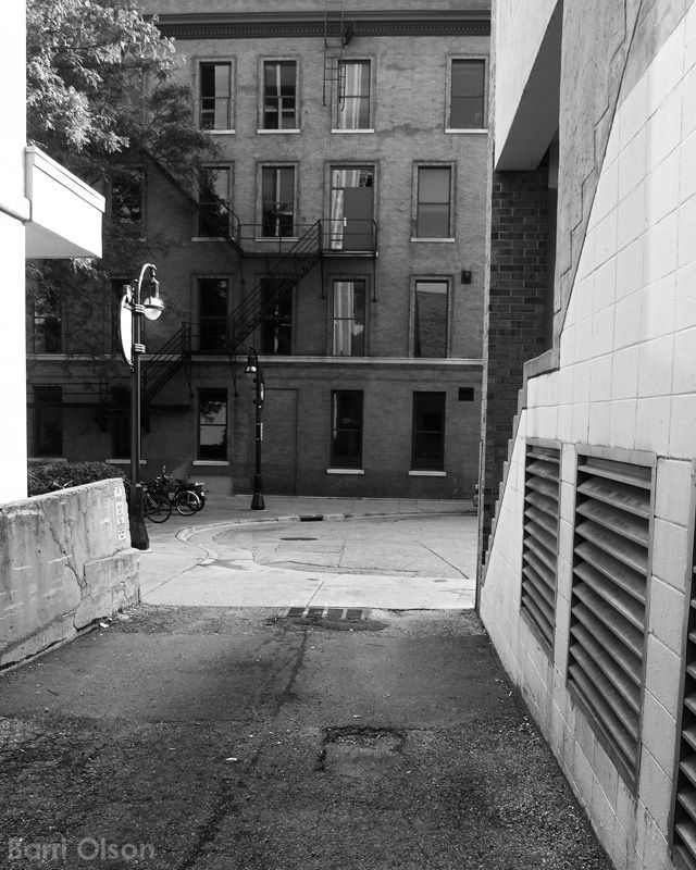 Alley #54