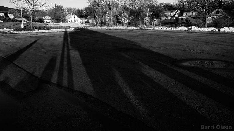 Shadows and aWhite House