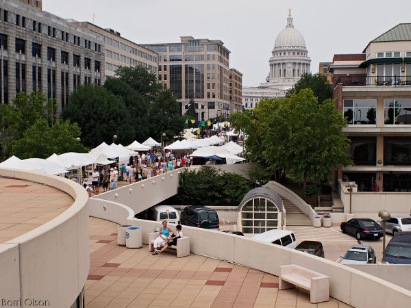 The Art Fair Off the Square