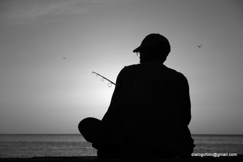 Pescador del Malecon Habanero
