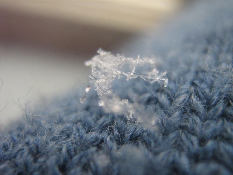 Snowing 5