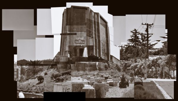 Collage of  Kashef ol Saltaneh (37shots)