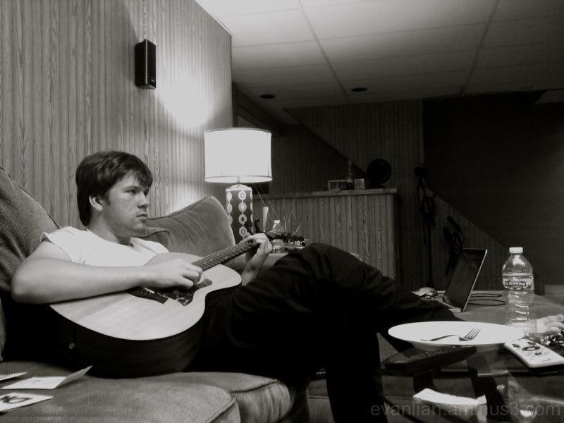 Rehearsin'