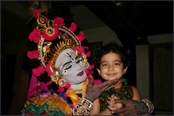 yakshagana artist