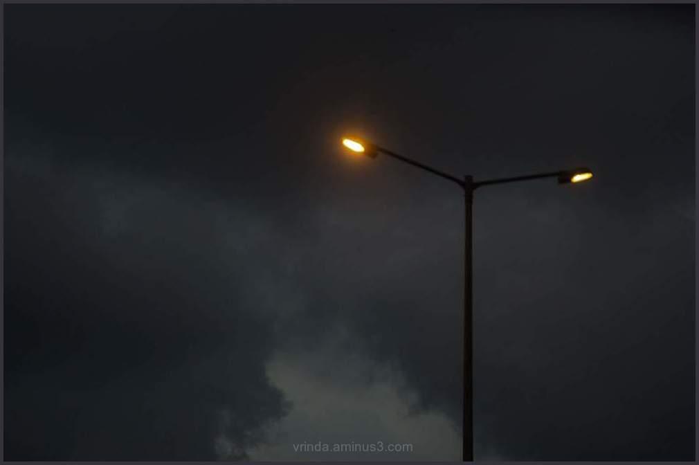 Fiercy storm