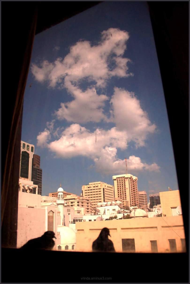 Bird's eye view?!