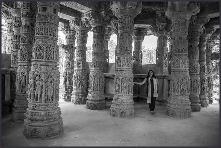Just pillars