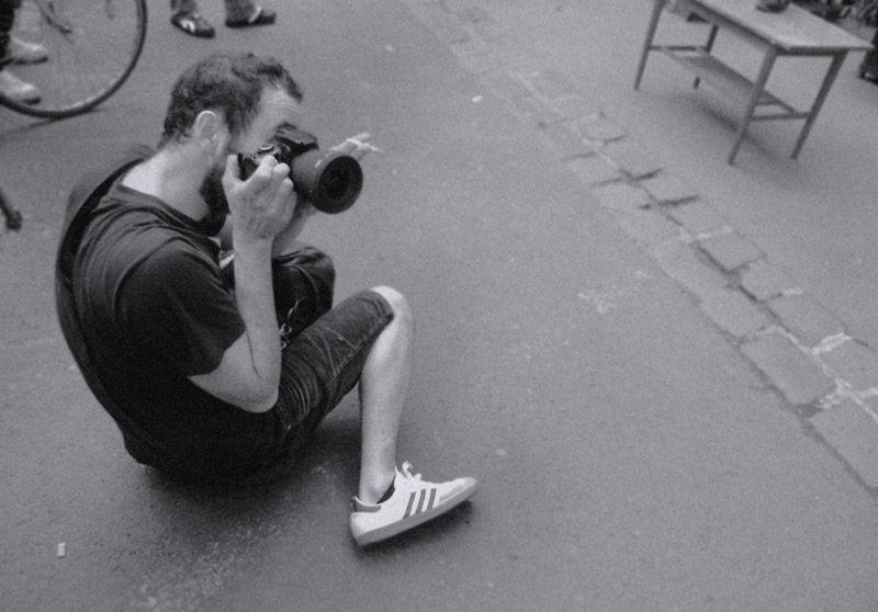 demonstration squat budapest