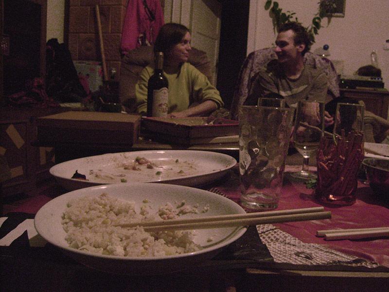 labanda food party freegan