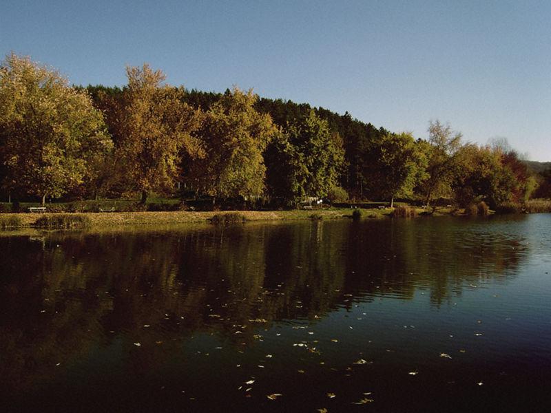 salgótarján lake