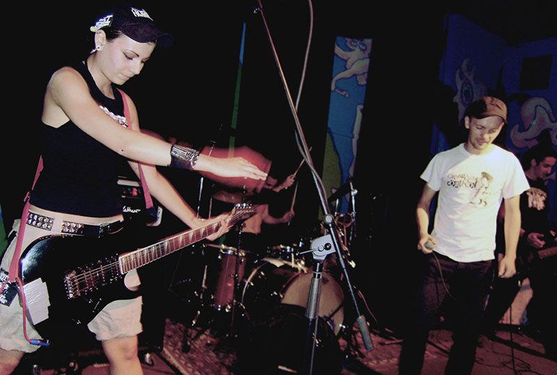 punk budapest PAVILIONUL32