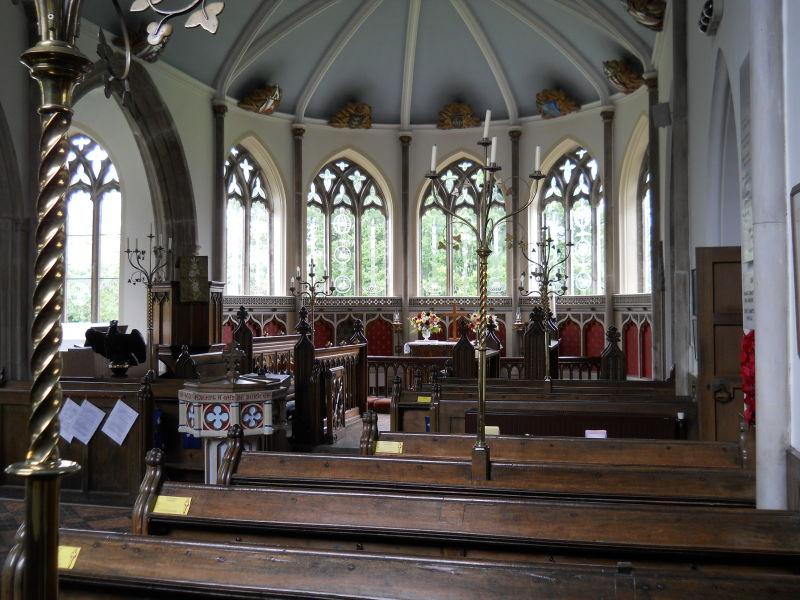 Moreton Church, Dorset.
