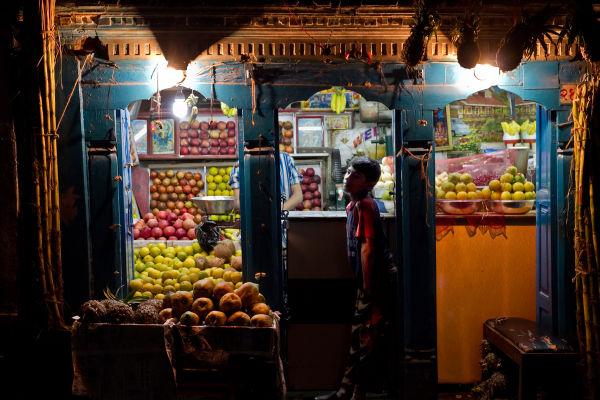 fruit shop boy