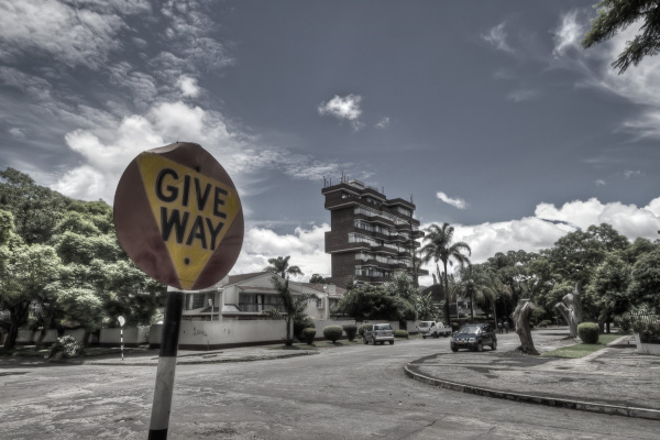 give way...