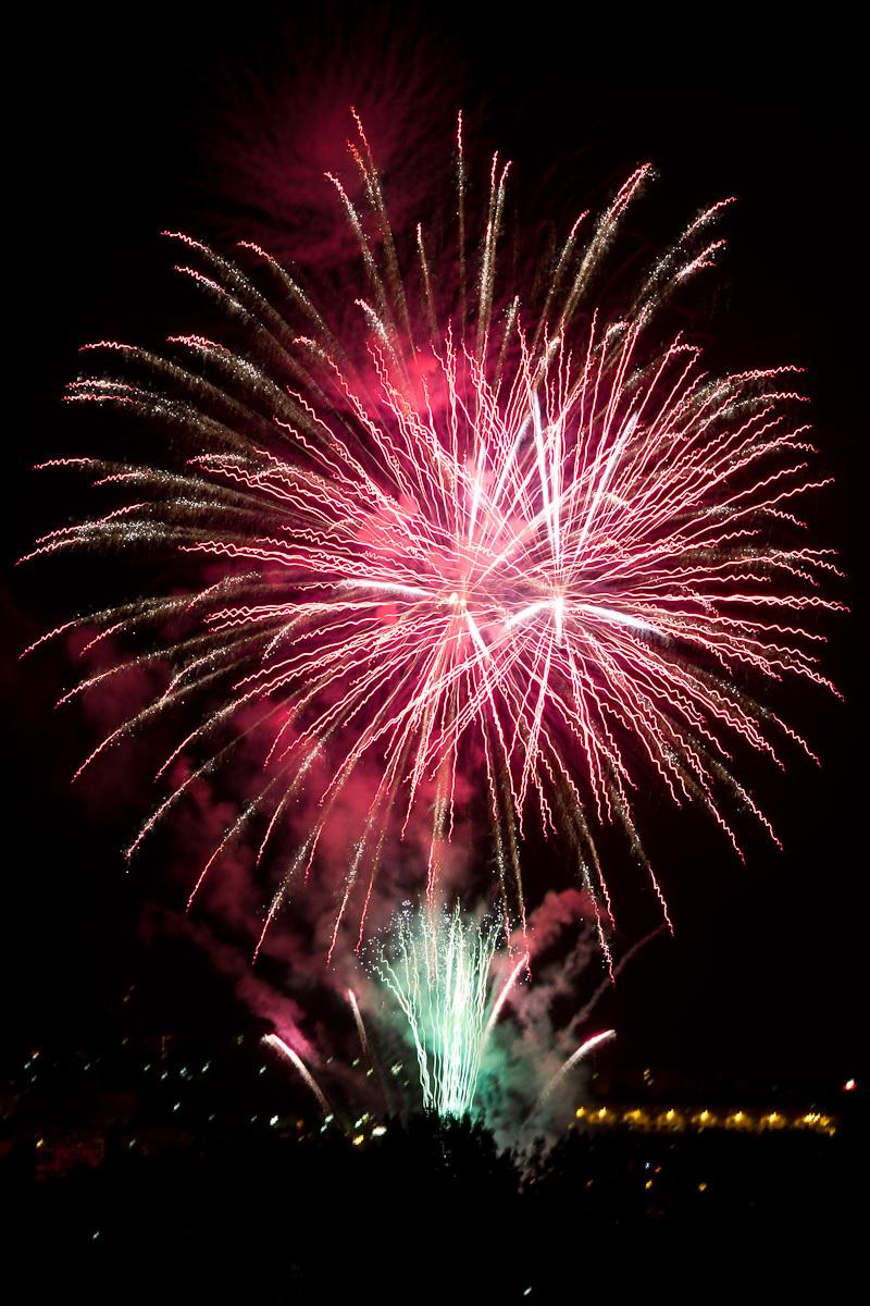 fireworks 1/9